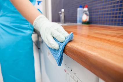 Limpieza tras mudanza u obra - Tratamiento de suelos